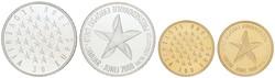 40.490.10: Europa - Slowenien - Euro Münzen