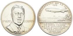 90.10.70.30: Thematische Medaillen - Themen - Luftfahrt - Luftschiffe