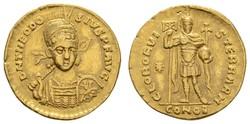 10.40.30: Antike - Oströmisches Reich - Theodosius II., 402 - 450