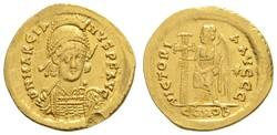 10.40.50: Antike - Oströmisches Reich - Marcianus, 450 - 457