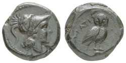 10.20.80: Ancient Coins - Greek Coins - Apulia