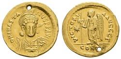 10.60.10: Ancient Coins - Byzantine Empire - Anastasius I, 491 - 518