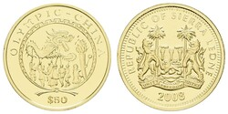 50.350: Afrique - Sierra Leone