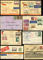 7105: Collections and Lots Belgium Colonies  - Covers bulk lot