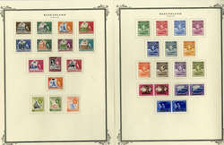 7092: Collections and Lots  Benelux - Collections