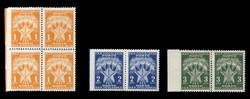 3775: Yougoslavie - Postage due stamps