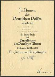 9958: Bücher/Autographen - Autographen