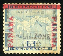 4890: Panama Kanalzone