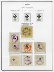 1620: Albanien - Sammlungen