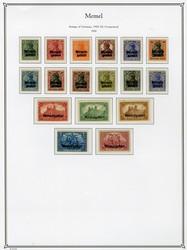 345: Memel - Engros