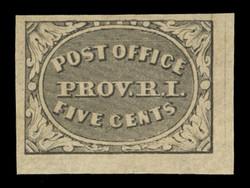 6602: USA Postmeisterausgaben