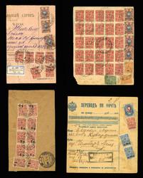 7225: Sammlungen und Posten Süd Russland
