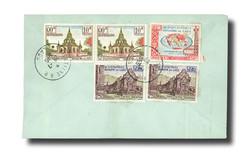 2705: Französisch Indochina Allgemeine Ausgaben - Engros