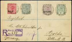 6745: Zululand - Verrechnungsmarken