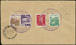 7467: Collections and Lots Japanese Occupation -  Malayan States - Collections