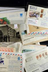7230: Sammlungen und Posten Russland/Sowjetunion