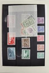 7245: Sammlungen und Posten Schweiz Ämter - Sammlungen
