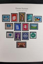 7590: Sammlungen und Posten Vereinte Nationen UNO - Sammlungen