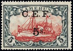 3852: Kamerun Britische Treuhänderschaft