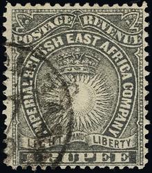 1975: Britisch Ostafrika und Uganda