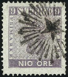 5625030: Schweden Wappen Ausgabe