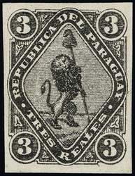 4905: Paraguay - Dienstmarken