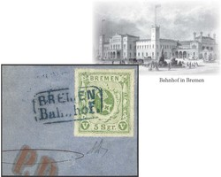 7999: Old German States Bremen - Collections