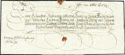 4745010: Österreich Kaiserbriefe - Autographen