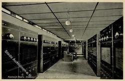385020: Industrie und Wirtschaft, Kommunikation, Radio