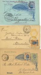 1935: Brasilien - Ganzsachen