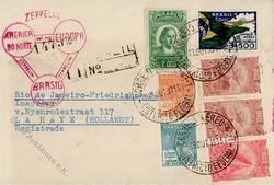 1935: Brasilien - Besonderheiten