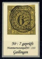 10: Altdeutschland Baden
