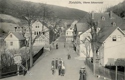 116420: Deutschland Ost, Plz Gebiet O-64, 642-643 Neuhaus a.Rennweg