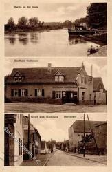 114200: Deutschland Ost, Plz Gebiet O-42, 420-422 Merseburg - Postkarten