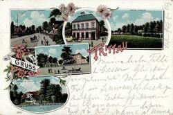 102070: Deutschland West, Plz Gebiet W-20, 207 Ahrensburg