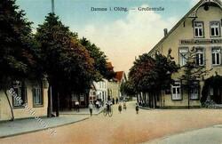 102840: Deutschland West, Plz Gebiet W-28, 284 Diepholz