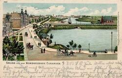 102190: Deutschland West, Plz Gebiet W-21, 219 Cuxhaven
