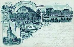102800: Deutschland West, Plz Gebiet W-28, 280 Bremen