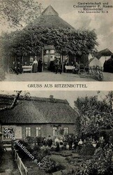 102870: Deutschland West, Plz Gebiet W-28, 287 Delmenhorst
