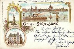 112300: Germany East, Zip Code O-23, 230 Stralsund