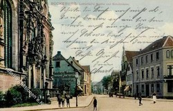 103060: Deutschland West, Plz Gebiet W-30, 306 Stadthagen