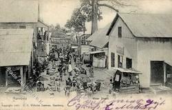 4165: Liberia - Postkarten