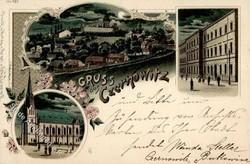 6515: Ukraine - Postkarten