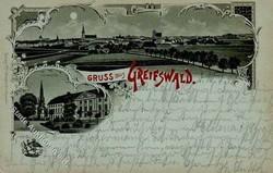 112200: Germany East, Zip Code O-22, 220 Greifswald
