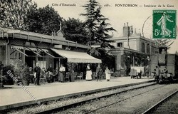 140510: France, Departement Manche (50) - Picture postcards