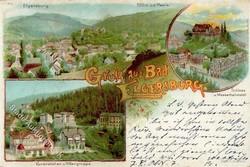 116300: Deutschland Ost, Plz Gebiet O-63, 630-632- Ilmenau