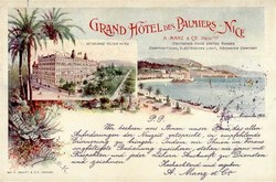 140060: France, Departement Alpes-Maritimes (6) - Picture postcards