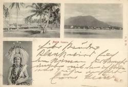 5580: Samoa - Postkarten