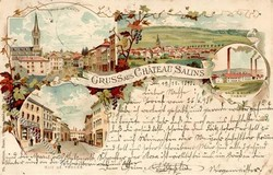 140580: Frankreich, Departement Moselle (57) - Postkarten