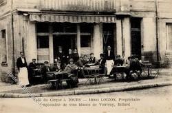 140380: Frankreich, Departement Indre-et-Loire (37) - Postkarten